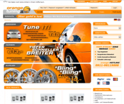 Orange Tuning Gutschein