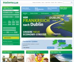 Irish Ferries Gutschein