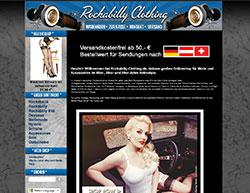 Rockabilly-clothing Gutschein