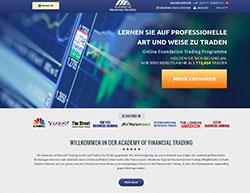 Academy of Financial Trading Gutschein