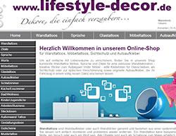 Lifestyle-decor Gutschein