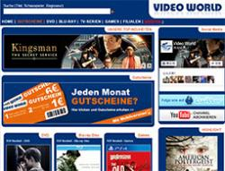 Video World Gutschein