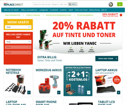 Replacedirect Gutschein