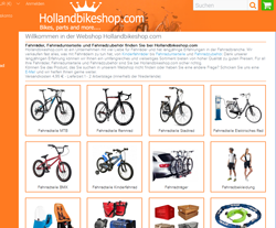 Hollandbikeshop.com Gutschein