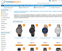 CreationWatches Gutschein