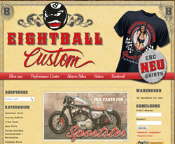 Eightball Custom Gutschein