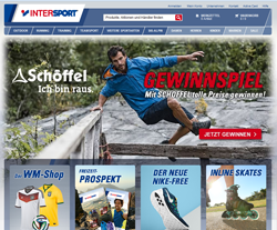 INTERSPORT Gutscheine