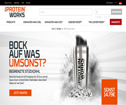 The Protein Works Gutschein